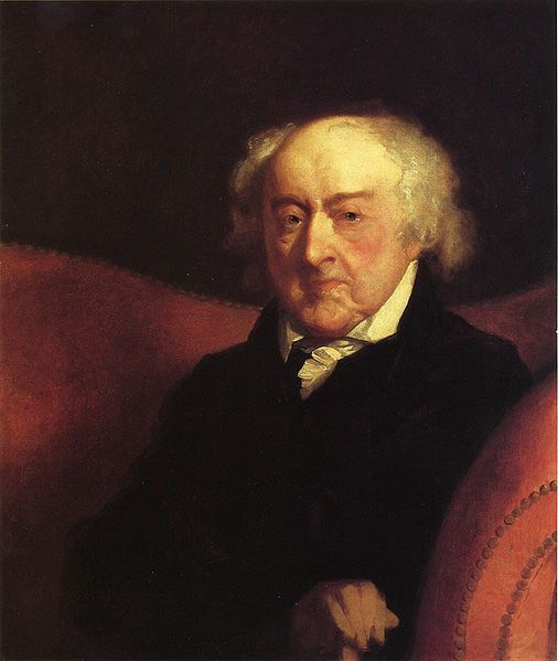 """The prospect of renewing his friendship with Jefferson overwhelmed John Adams: """"So many subjects crowd upon me that I know not, with which to begin."""""""